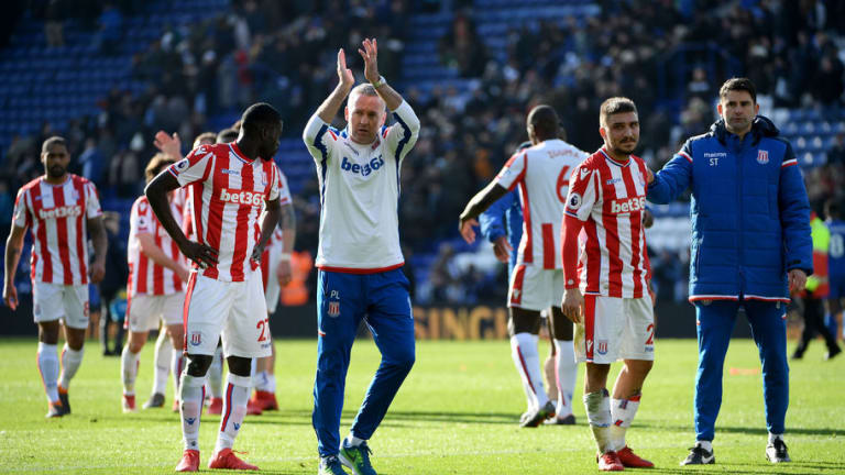 Stoke City Boss Paul Lambert Admits to Feeling Disappointed Following Late Leicester Equaliser