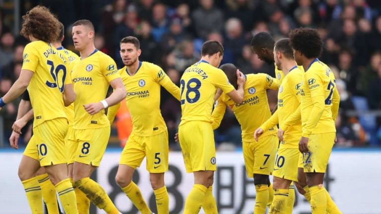 Crystal Palace 0-1 Chelsea: Report, Ratings & Reaction as Patient Blues Edge Past Stubborn Eagles