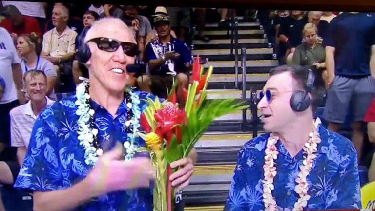 Traina Thoughts: National Treasure Bill Walton Put On a Spectacular Show in Maui This Week