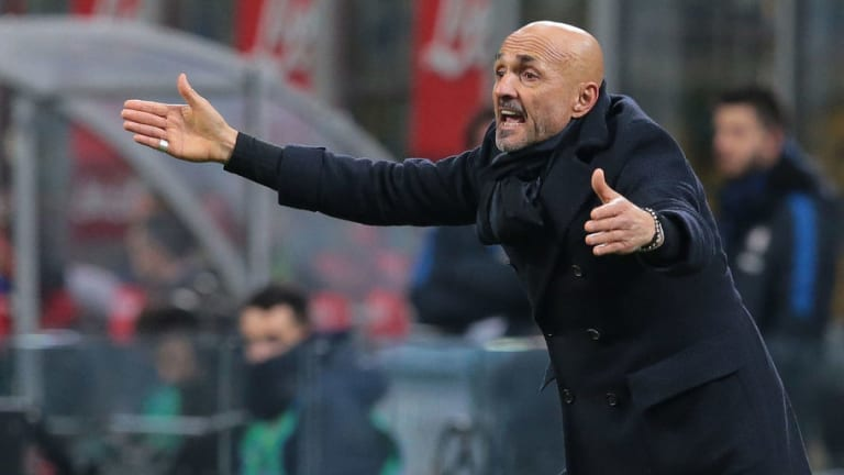 Inter Boss Spalletti Reveals Why Club's Owners Are Reluctant to Spend Big