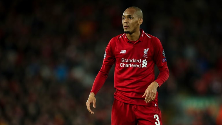 Fabinho Insists He Is Adapting to Life at Liverpool After Difficult Start