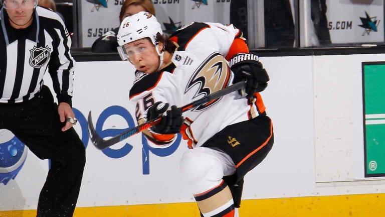 Defenseman Brandon Montour Gets New Two-Year Deal With Ducks