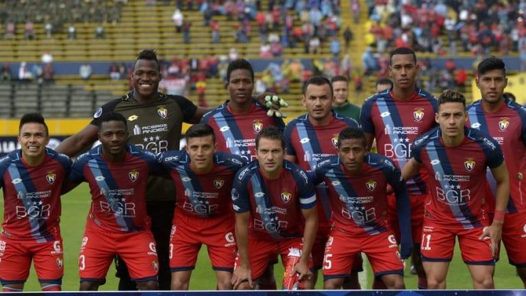 ¿SE VA? | El Nacional se podría quedar sin uno de sus jugadores