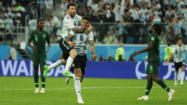 Lionel Messi Admits 'Amazing' Rojo Winner Was One of the Most Joyous Experiences of His Care