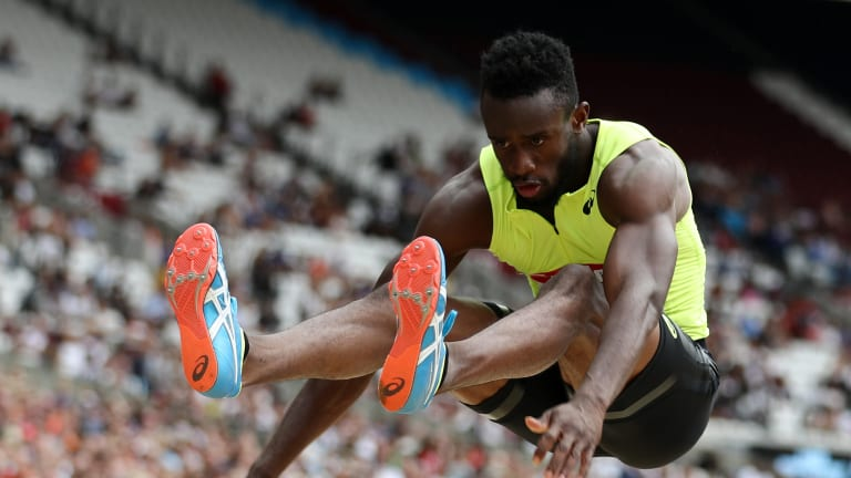 Olympic Long Jumper Jarrion Lawson Blames Contaminated Beef for Positive PED Test
