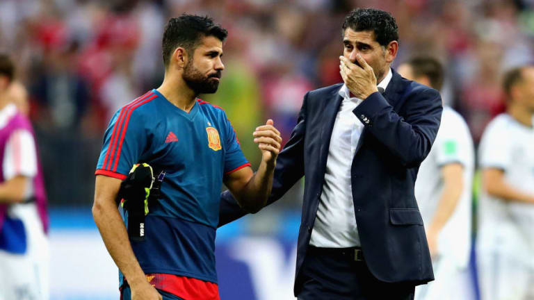 Diego Costa Warned Fernando Hierro Not to Allow Teammate to Take Decisive Penalty During Shootout