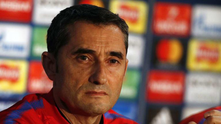 """Valverde: """"Hay gente que utiliza el fútbol como coartada para otras cosas"""""""