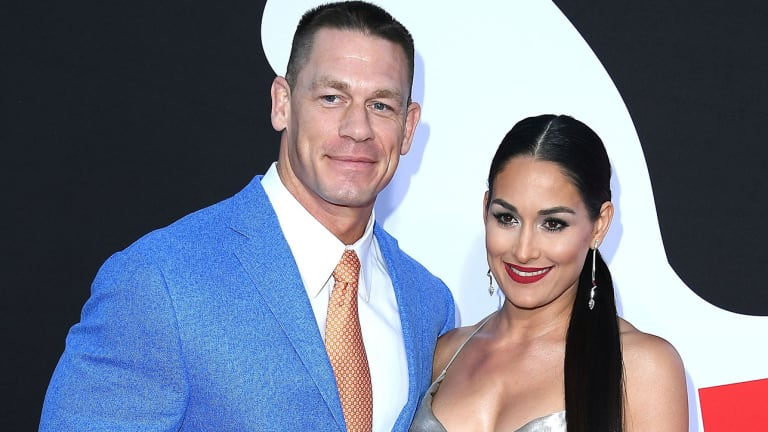 John Cena Says He Wants to 'Have a Family' with Ex Nikki Bella After Wedding Was Calling Off