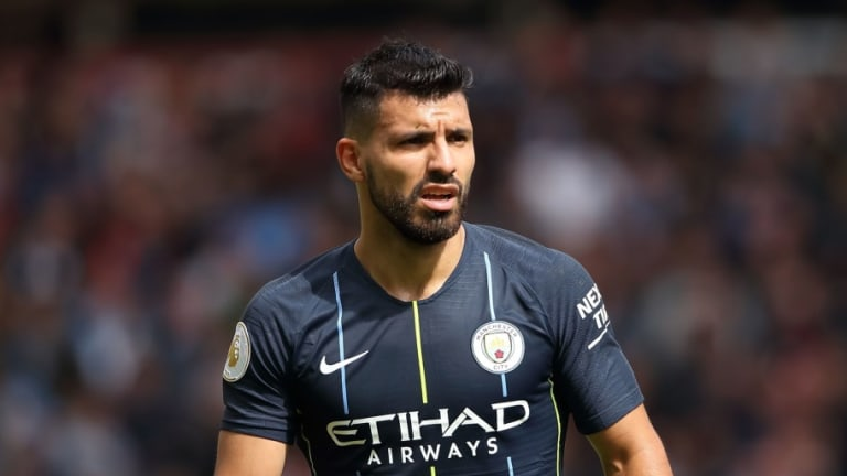 Manchester City Unlikely to Punish Sergio Aguero After Smoking Shisha in Video