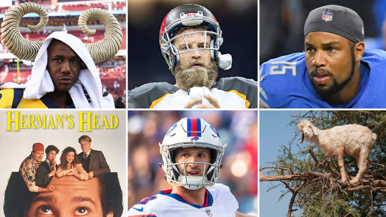 The Rams Built the Wrong Defense, Why Fitzpatrick Is Right for Tampa, Trade Deadline Report Cards