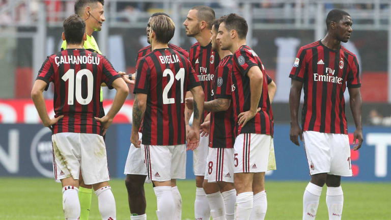 Big-Spending AC Milan Could Face UEFA Sanction as Records Show a €250m Loss in 3 Years