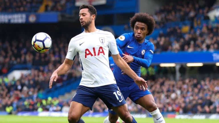 Mousa Dembele's Agent Meets With Carlo Ancelotti Ahead of Potential Move to Napoli