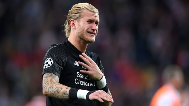 Loris Karius Apologises to Liverpool Fans After Horror Performance Against Real Madrid in UCL Final