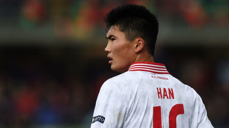 Juventus Face Deadline Day Dogfight With Liverpool & Spurs for North Korean Starlet Han Kwang-Song