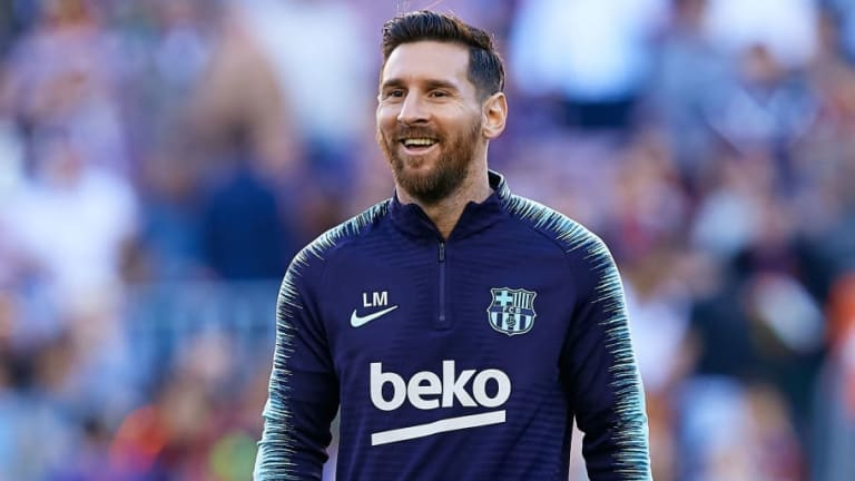 Barcelona Superstar Lionel Messi Reveals Career Goals as He Insists He Never Wants to Be Content