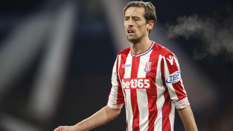 Report Provides Peter Crouch Update as Burnley Look to Sign Striker in £500,000 Deal
