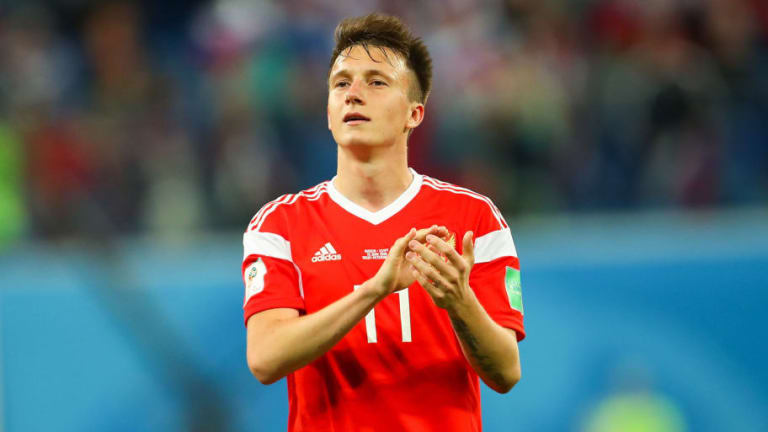 Chelsea 'Closing In' on Arsenal Target Aleksandr Golovin as Agent Hands Juventus Major Blow