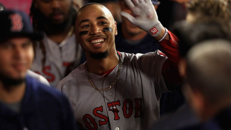 The Blazing Hot Red Sox Lead Our Power Rankings, But Good Luck Against the Astros