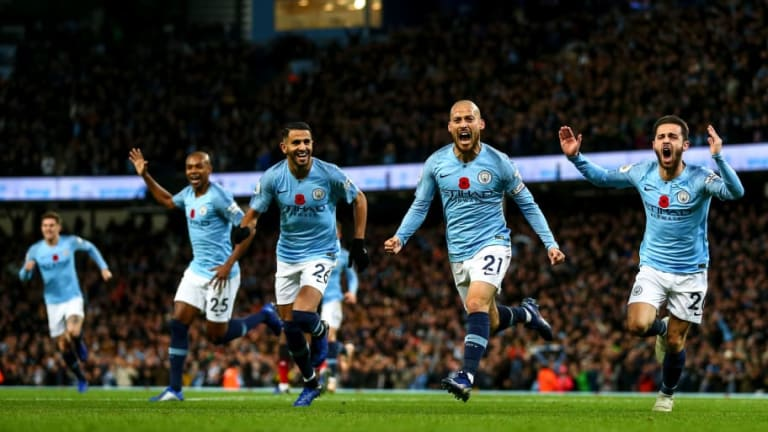 Man City 3-1 Man Utd: Report, Ratings & Reactions as Citizens Blast Past Red Devils in Derby Clash