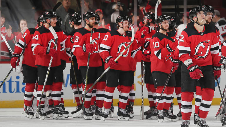 Devils Become Second NHL Team to Partner With a Sportsbook
