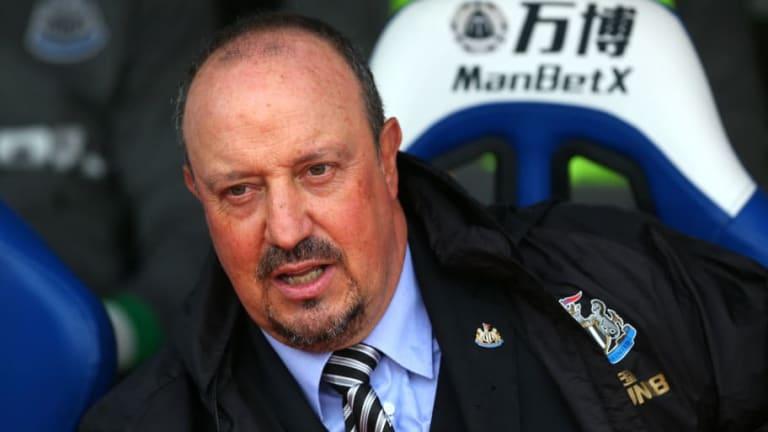 Newcastle United Boss Rafa Benitez Faces Selection Dilemma After Key Player Succumbs to Injury