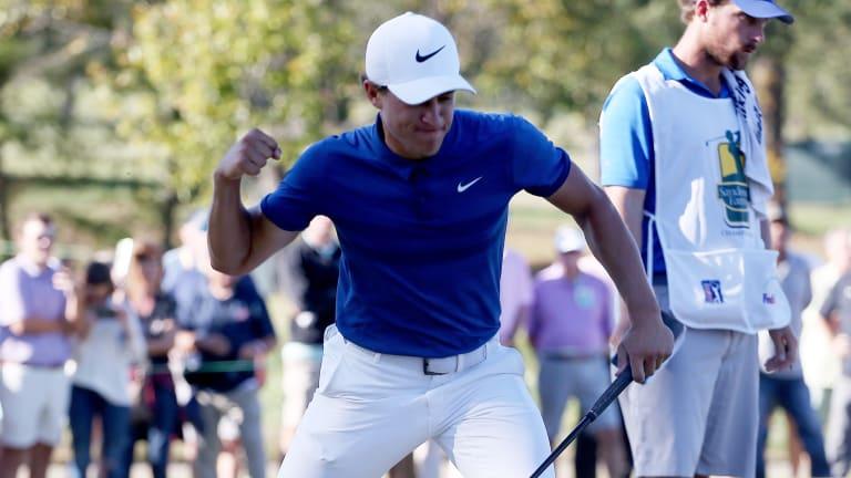 Cameron Champ Wins Sanderson Farms for First PGA Tour Title