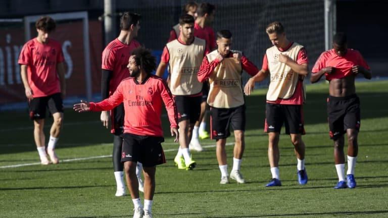 Los jugadores del Real Madrid por los que se interesa el Nápoli