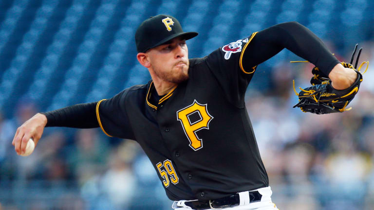 Joe Musgrove Will Be a Staple of the Pirates Rotation If He Can Command His Cutter