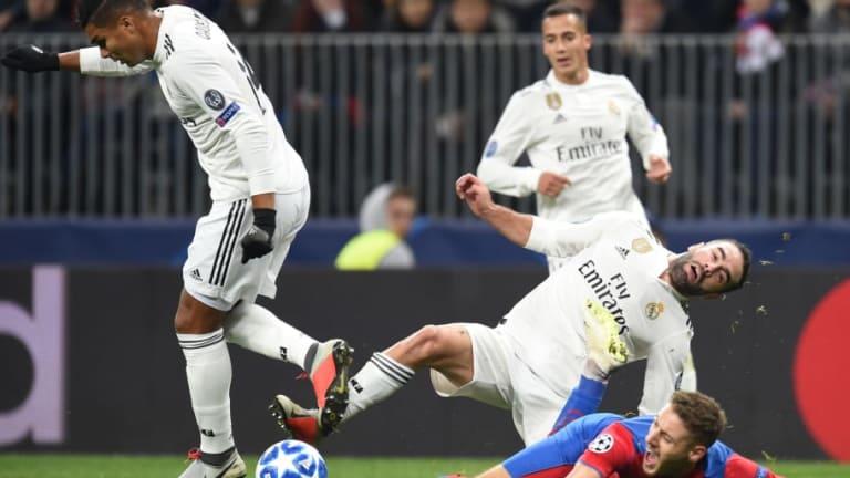 El Real Madrid con menos gol de los últimos 10 años