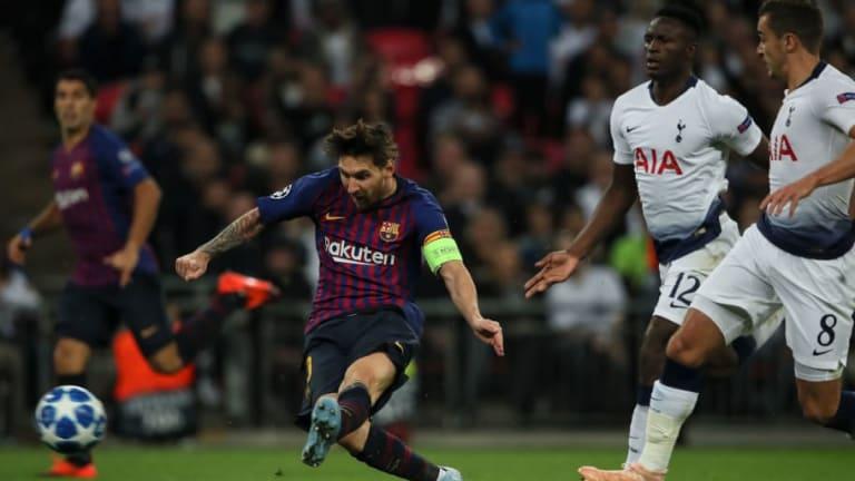 Tottenham 2-Barcelona 4 | Doblete de Messi para liquidar el encuentro