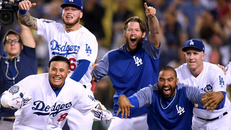 Chris Taylor's Walk-Off Homer Pads Dodgers' NL West Lead Over Rockies