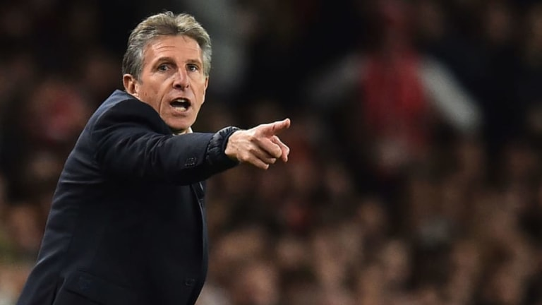 Claude Puel Gives Update on Leicester Defender After Injury in West Ham Clash
