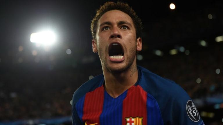 Neymar no descarta volver a jugar en el FC Barcelona