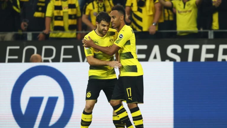 Arsenal Fans In Frenzy After Aubameyang 'Likes' Instagram Post Linking Borussia Dortmund Ace to Club
