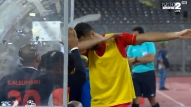 VIDEO: Bizarre Incident in Saudi Arabi Could See Player Sent to Prison Because of Dabbing