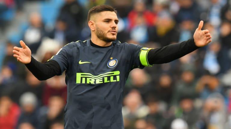 Antonio Conte's Agent Believes Inter Milan Star Mauro Icardi Will Leave San Siro This Summer