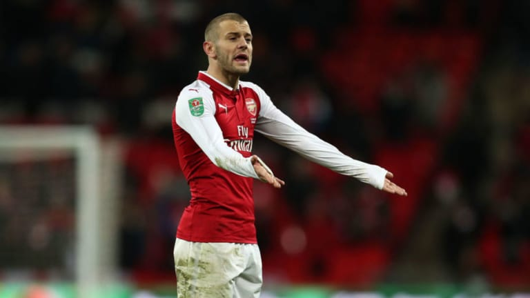 Arsenal Admit Fears That Contract Rebel Jack Wilshere May Never Fully Overcome Injury Woes
