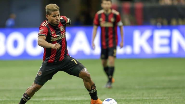 ENCENDIDO: Josef Martínez sigue en racha y anota doblete en derrota de Atlanta United ante FC Dallas