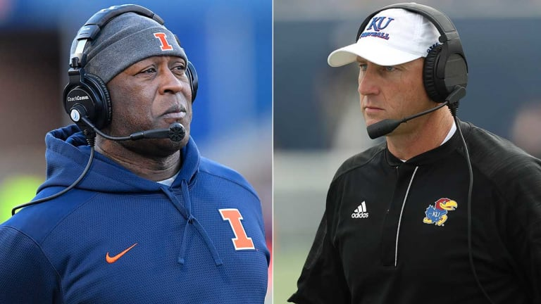 Weekend Read: Which College Coaches Are Already on the Hot Seat Entering the Season?