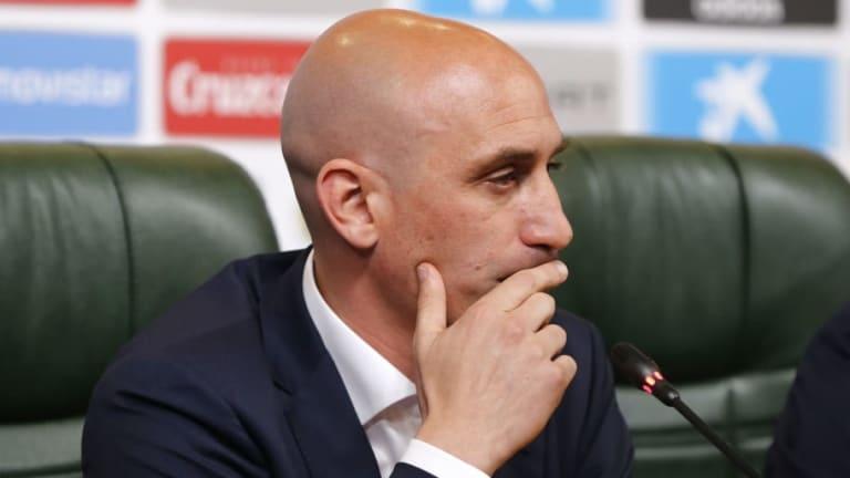 La propuesta de Rubiales para la final de la Supercopa de España