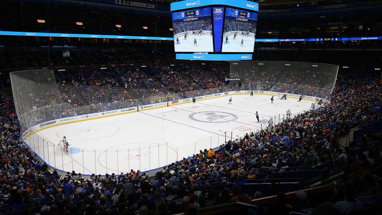 St. Louis Blues' Arena Changing Name to Enterprise Center