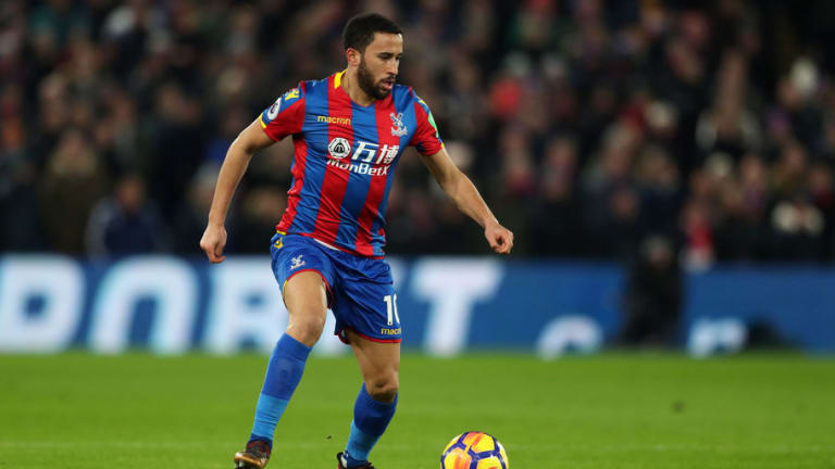 Leicester Plan Emergency Move for Crystal Palace Winger Should Riyad Mahrez Leave for Man City