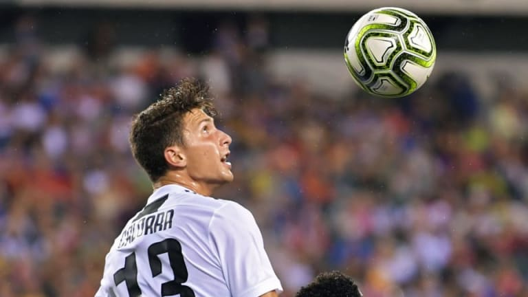 Chelsea Drop Interest in Rugani to Focus on Defender's Juventus Teammate Caldara