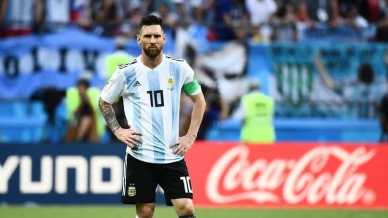 INCREÍBLE | El tatuaje que se hizo uno de los hermanos de Lionel Messi