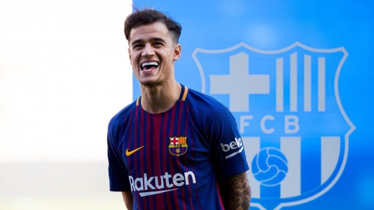 Philippe Coutinho Pens Heartfelt Message to Liverpool Fans After Leaving for 'Dream' Barcelona Move