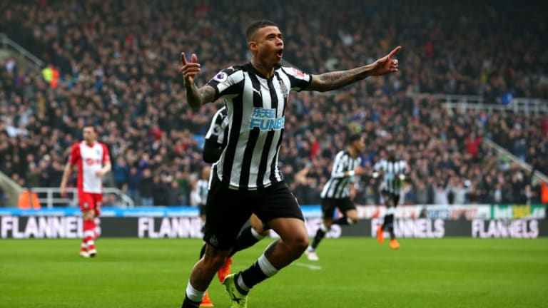Newcastle United Confirm Kenedy Signing on Season-Long Loan From Chelsea