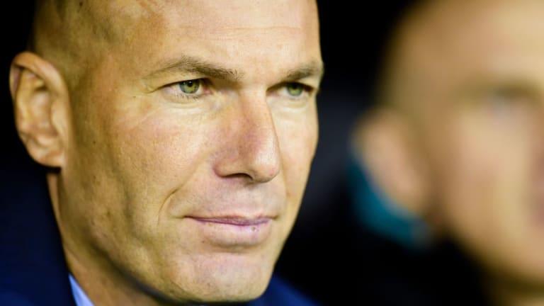 ¿Se va Zidane del Madrid?   Así ve Zidane su futuro en el Real Madrid