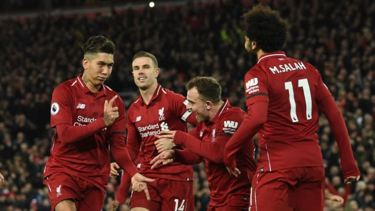 Liverpool 5-1 Arsenal: Report, Ratings & Reaction as Reds Run Riot Against Sorry Gunners