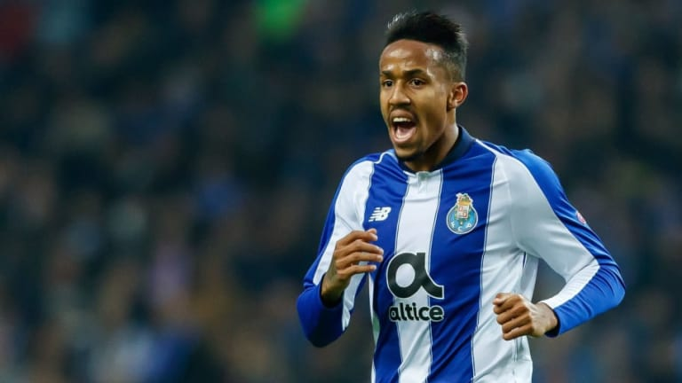 Barcelona Join Manchester United in Race to Sign Highly Rated Porto Youngster Eder Militao