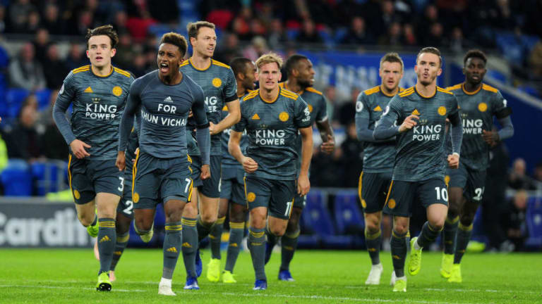 Cardiff City 0-1 Leicester City: Report, Ratings & Reaction as Foxes Win on Emotional Afternoon